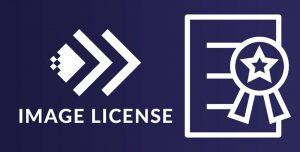 image license